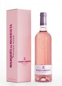 vinos rosados día de la Madre
