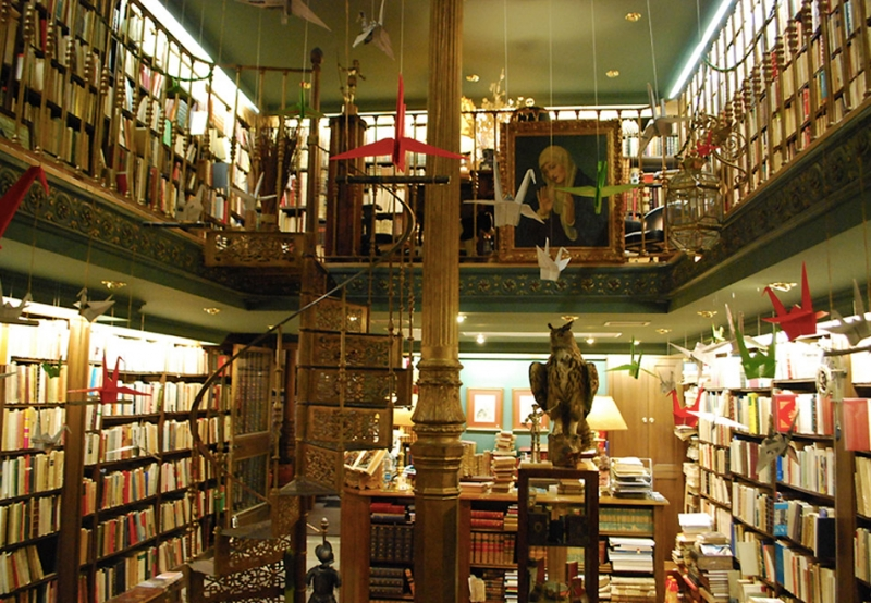 Siete librer as imprescindibles en madrid parte ii - Libreria teatro madrid ...