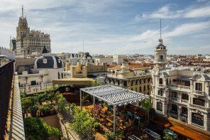 20 azoteas para perderse en el cielo de Madrid (Parte 2)