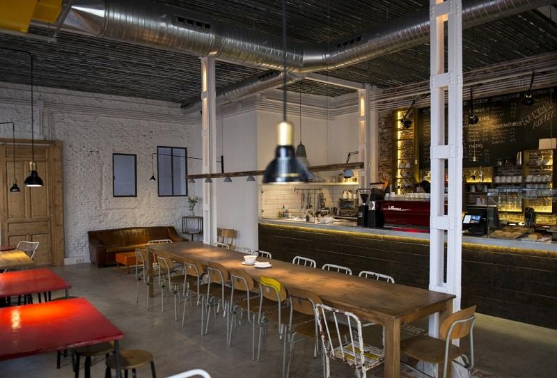 12 cafeter as con encanto en madrid - Lugares de madrid con encanto ...