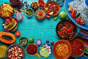 ¡Viva México! 5 ideas de comida viajera sin salir de tu casa (y de Madrid)