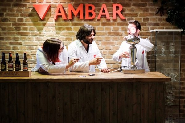 ámbar escape room madrid