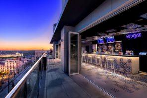 10 razones para que el W XYZ Bar del Hotel Aloft Madrid Gran Vía se convierta en tu lugar favorito